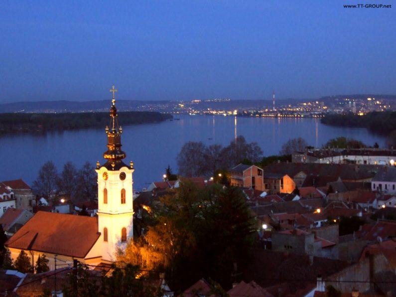 Panorama Zemuna: izvor: TT-group.net